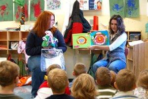 Детский центр. Консультация детского психолога.